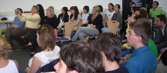 Erasmus Treffen Wien
