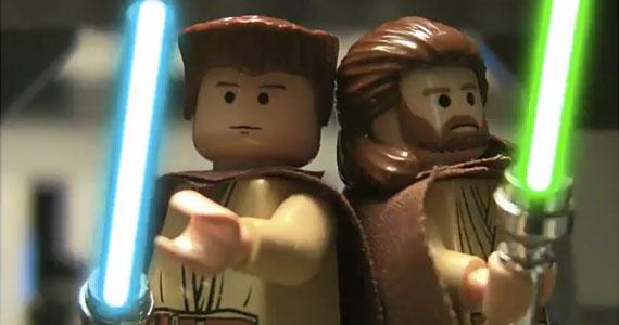 Star Wars Saga Lego